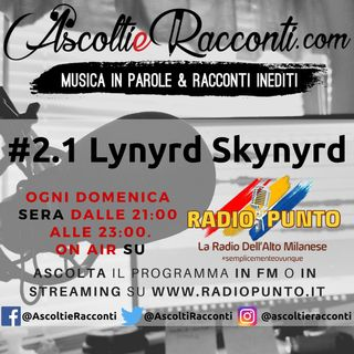 Radio Punto | #2.1 Lynyrd Skynyrd 02-09-2018