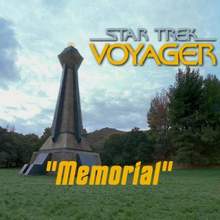 "Season 6, Episode 2 ""Memorial"" (VOY) with James Swallow"
