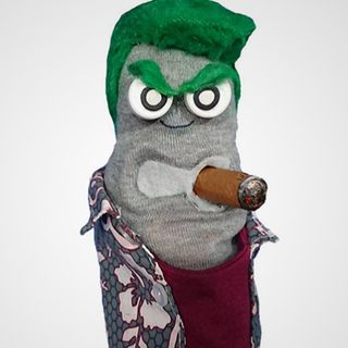 Episode 65 with Ed The Sock