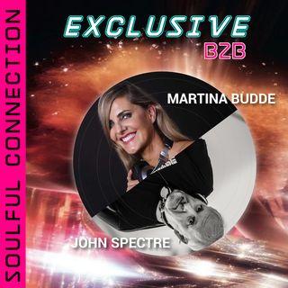 B2B Martina Budde & John Spectre