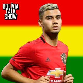 """#71. Andreas Pereira: """"Van Dijk é o jogador mais arrogante da PL"""" - Bolívia Talk Show"""