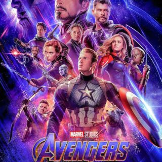 33 - Avengers: Endgame Review