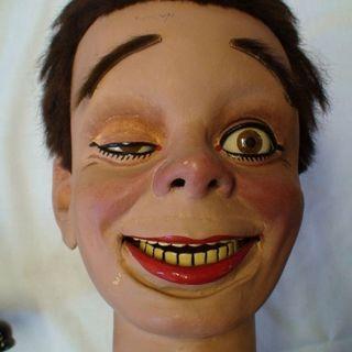 Nauseating Ventriloquist Dummy