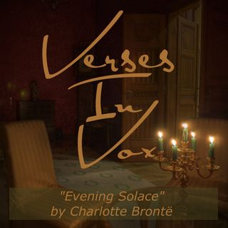"""Evening Solace"" by Charlotte Brontë"
