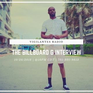 The Billboard G Interview.