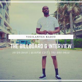 The Billboard G Interview.