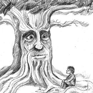 Dino Buzzati: Il segreto del bosco vecchio 17