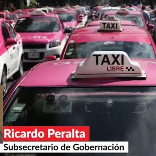 Paro de taxistas; renuncia de Eduardo Medina Mora; Festival Cervantino y más