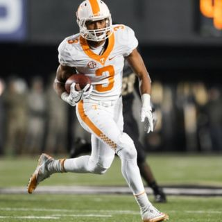 One-on-one with Josh Malone