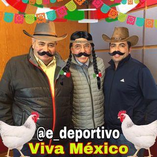 Viernes de Fiestas Patrias en Espacio Deportivo de la Tarde 13 de Septiembre 2019