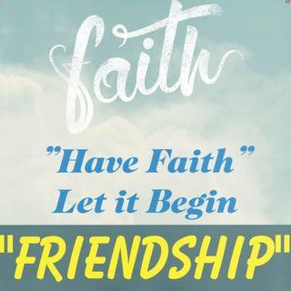 Friendship Chapter 1