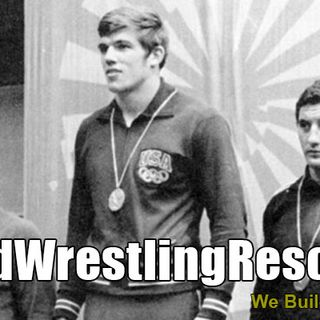 WWR27: 1972 Olympic Champion Ben Peterson shares stories about his new book Road to Gold