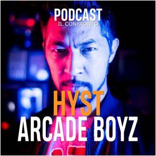 HYST vs Arcade Boyz | Razzismo e Corona Virus [ IL CONFRONTO ]