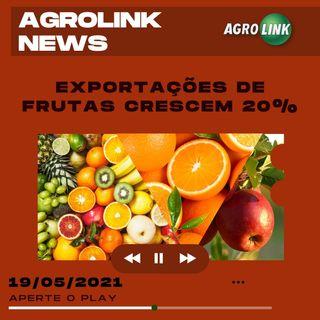 Podcast: Exportações de frutas brasileiras crescem mais de 20%