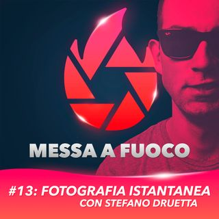 #13: Dal DIGITALE all'ISTANTANEA con Stefano Druetta | HueSample