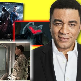 #311: Harry Lennix from Man of Steel and Batman v Superman