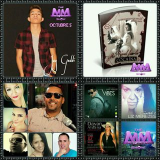 TheMMShow -Presenta-Anacelis Rivera y Jay Goddi