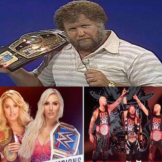 RIP Harley Race this week in Wrestling