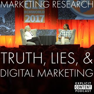 Truth, Lies, and Digital - Marketing Research with Clare McDermott
