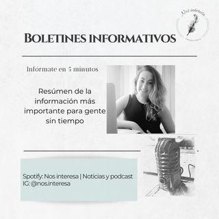 Boletín informativo 14/6/21