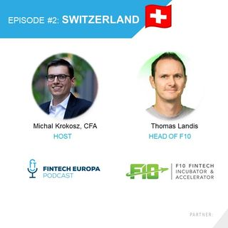 #2: Fintech in Switzerland