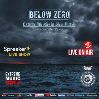 BELOW ZERO - EXTREME MELODIES IN SLOW MOTION