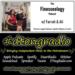 #NewMusicFriday on #dtongradio - Powered by The Finesseology Podcast