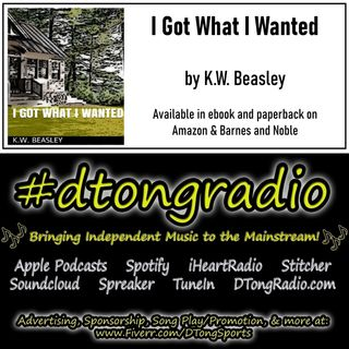 #NewMusicFriday on #dtongradio - Powered by Author K.W. Beasley