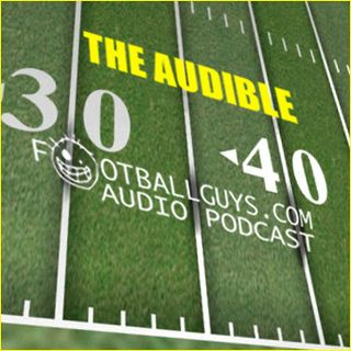 The Audible - Week 8 Preview part one - Fantasy Football 2021