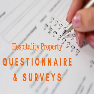 Surveys and Questionnaires – For Hospitality Properties | Ep. #160