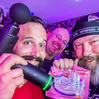 The 146th New Big Lip Radio Podcast (NSFW)