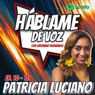 HDV Ep. 10 - APRENDER A ACEPTAR EL NO con Patricia Luciano