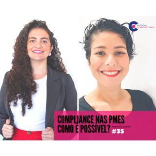#035 Potencial Compliance Cast | Compliance em PME como é possível? com Nathália Göpfert