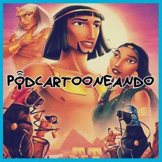 """""""El Príncipe de Egipto"""": El primer caballo de batalla de DreamWorks."""