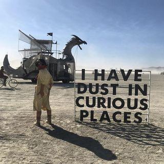 Burning Man с Лерой Железовой - выпуск 52