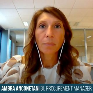 Ambra Anconetani - Fast Trade BU Procurement Manager