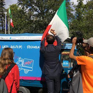 #oltrape Italy in Sweden