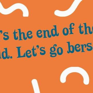 It's the end of the world. Let's go berserk!