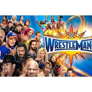 Wrestlemania 33 Recap Podcast