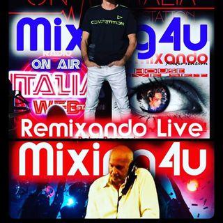 Remixando and Mixing4u Live 02-10-2020