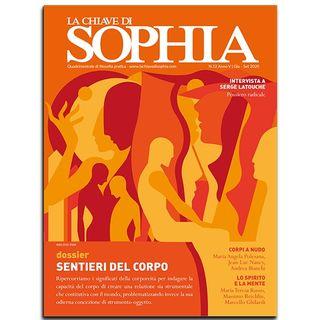 La Chiave di Sophia #12 indaga sul nostro corpo… intervista con Elena Casagrande.
