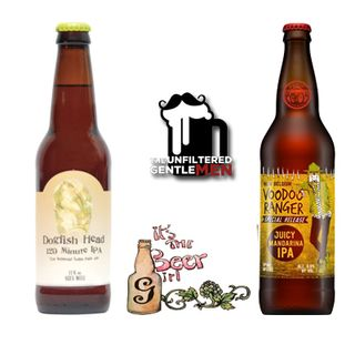 Batch48: Dogfish Head 120 Minute IPA & Beer Girl's Juicy Mandarina IPA