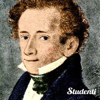 Letteratura - Giacomo Leopardi: Il pensiero filosofico e letterario
