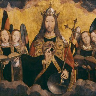 57 - Cristo Re e la Sua Regalità Sociale