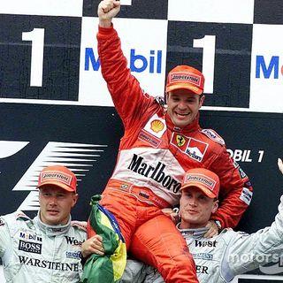 #1 A Primeira Vitória de Barrichello