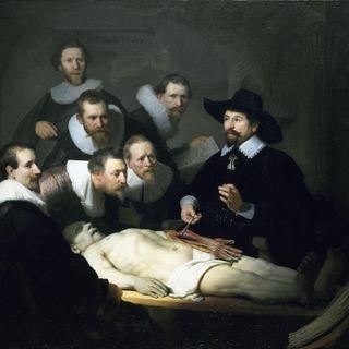 Il dottor Tulp - Rembrandt