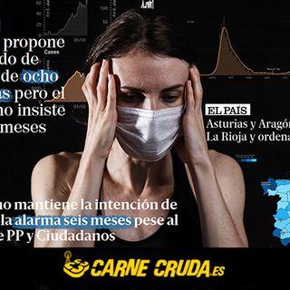 Carne Cruda - Estado de desánimo: cómo nos afecta la pandemia (#751)