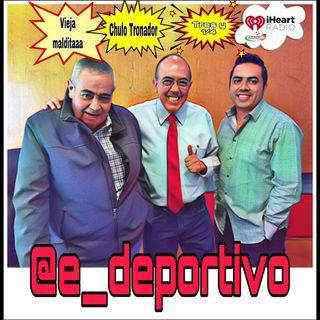 Tarde a Tarde el trío de locos en Espacio Deportivo de la Tarde 10 de Septiembre 2019