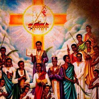 Carlos Lwanga y compañeros mártires