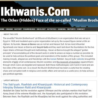 A Response to Ikhwani Defeatists about Confronting Innovation